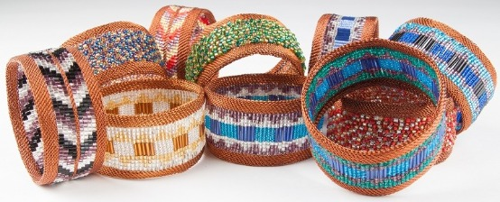 New baskets from burundian